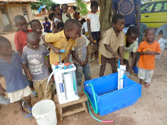 Safe Water Trust and Grifaid® Water Filetrs