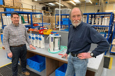 Grifaid water filters ready to support fight against Covid