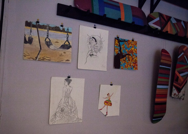 Dida Academy Art Exhibition