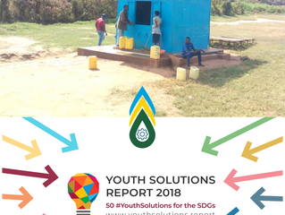 We Are Part of SDSN Youth Solutions Report