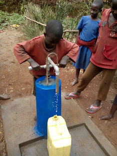 Borehole in Gatsibo