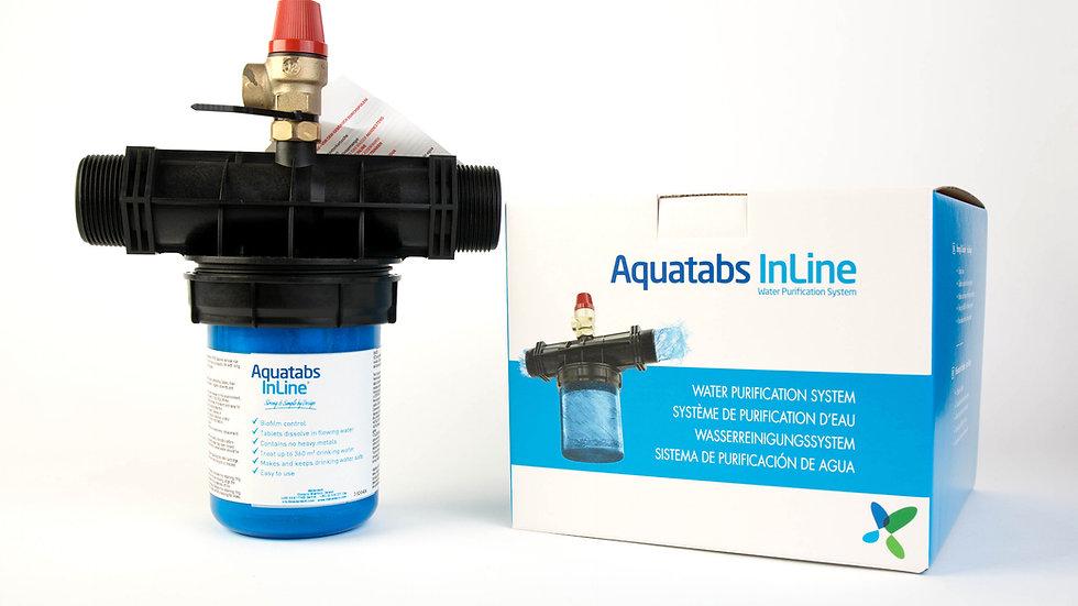 Aquatabs Inline Unit