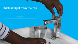Drink from the tap