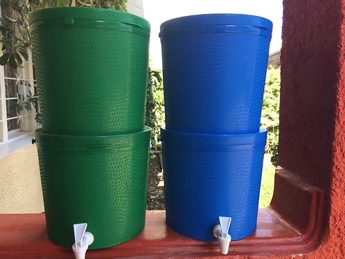 Sub-Micron Bucket Filter