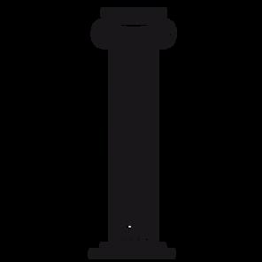 une_colonne_grecque_ionienne_dorienne_mi
