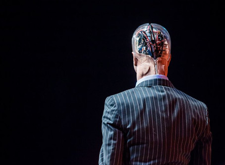 THE SURPRISING TRUTH ABOUT HUMANS AND ARTIFICIAL INTELLIGENCE
