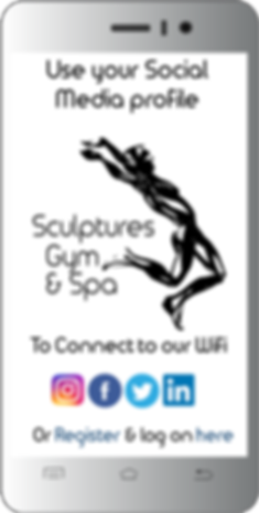 WiFi for Gyms & Fitness Centres, splash page