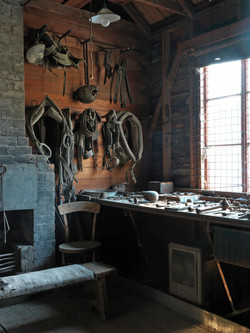 The old leather shop