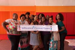 CinnaMoms Facilitators August 2016