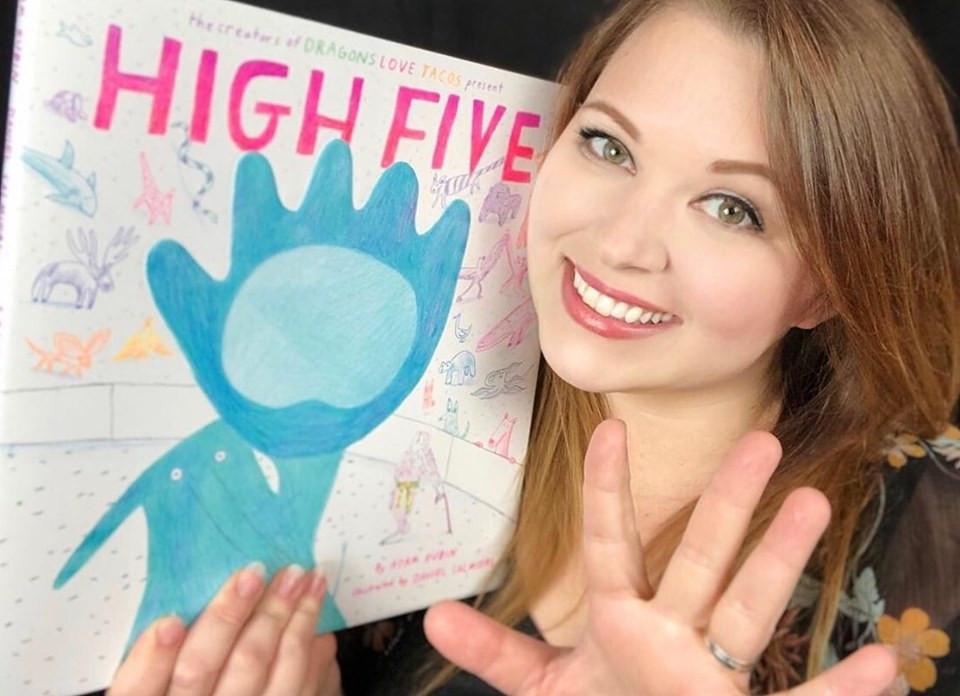 Storytime Sunday: High Five
