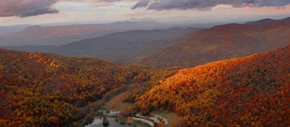 Shenandoah National Forest ‣ Baymax, rattlesnakes, and bears - oh, my!