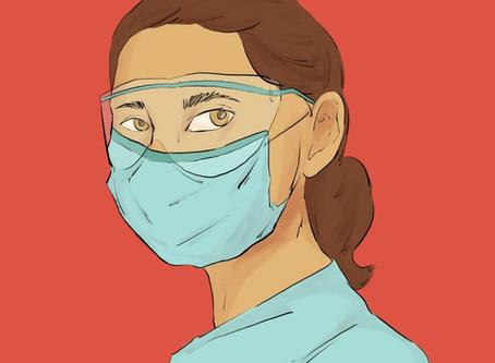 Health Care Hero Artist Feature Program