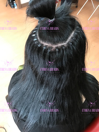 NO- braid sew in