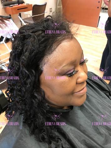 Wig Install