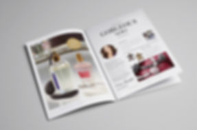 A product themed catalogue featuring exclusive QVC ranges from, beauty, fashion and accessories, giving consumers purchasing privileges before items air on QVC