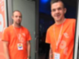 Volunteering at Sheffield Doc/Fest
