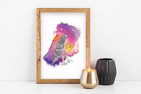 Bird Print - Wentworth Design