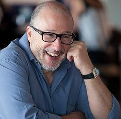 Headshot of Tony Heaton OBE artist