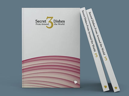 Secret Dishes book