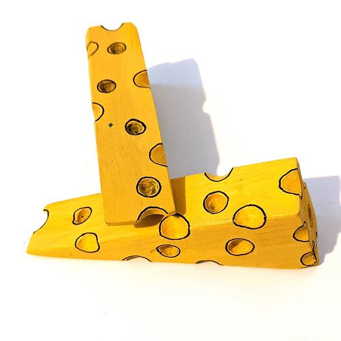 Cheese Doorstop