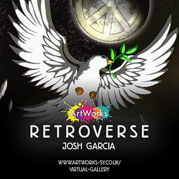 Retroverse- Josh Garcia virtual exhibition