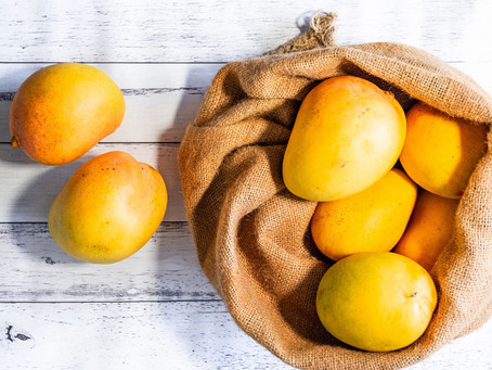 Mangoes are back !!