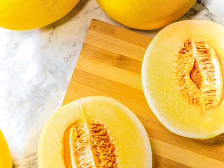 Ever Had a Candy Melon ?