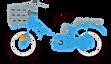 パンクしている自転車.png