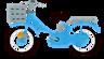 パンクした自転車.png
