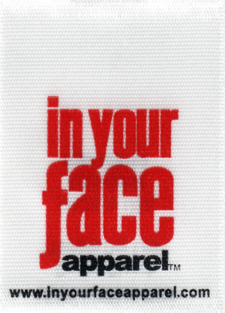 In Your Face Apparel