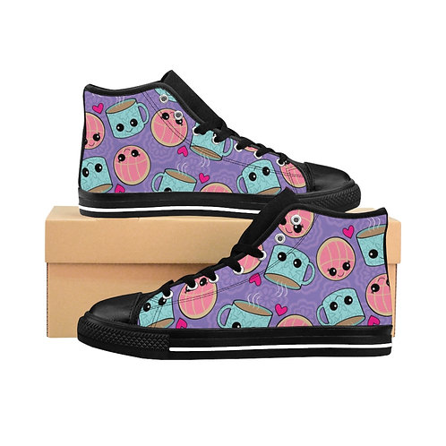 Cafe y Conchas Women's High-top Sneakers