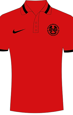NFWA 2019 Polo Red