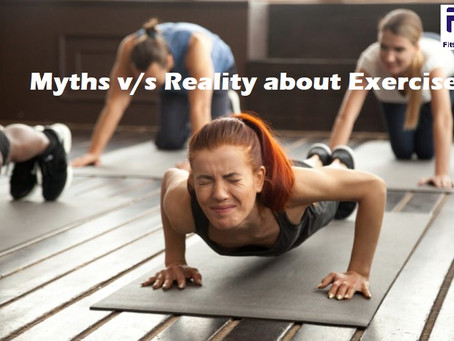 Myths vs Reality : Exercise