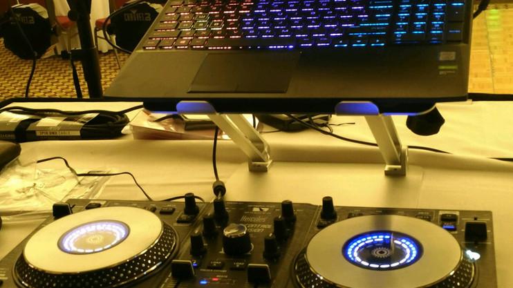 DJ Chris Preston Controller