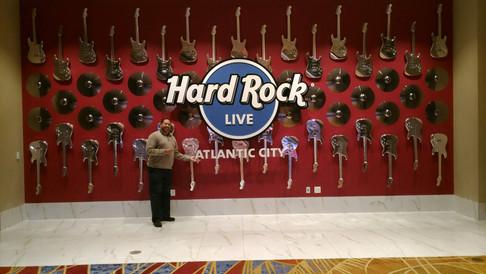 DJ Chris Preston _Hard Rock Cafe