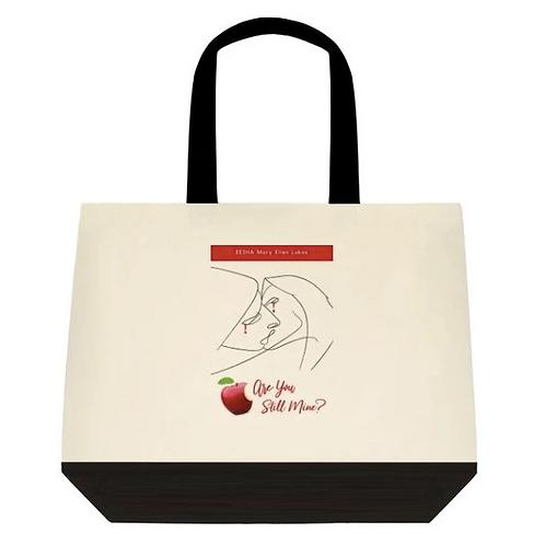 Sacred Kiss Tote Bag