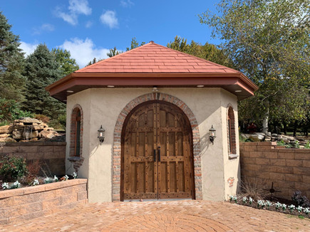 St. Michael's Chapel at St. Mary Magdalen Retreat House