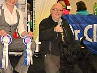 Carliams Dark Arts Wins Best Baby Pup in Show