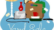 Yard Sale Fundraiser
