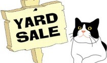 Spring Yard Sale is set for May 12th, 2018