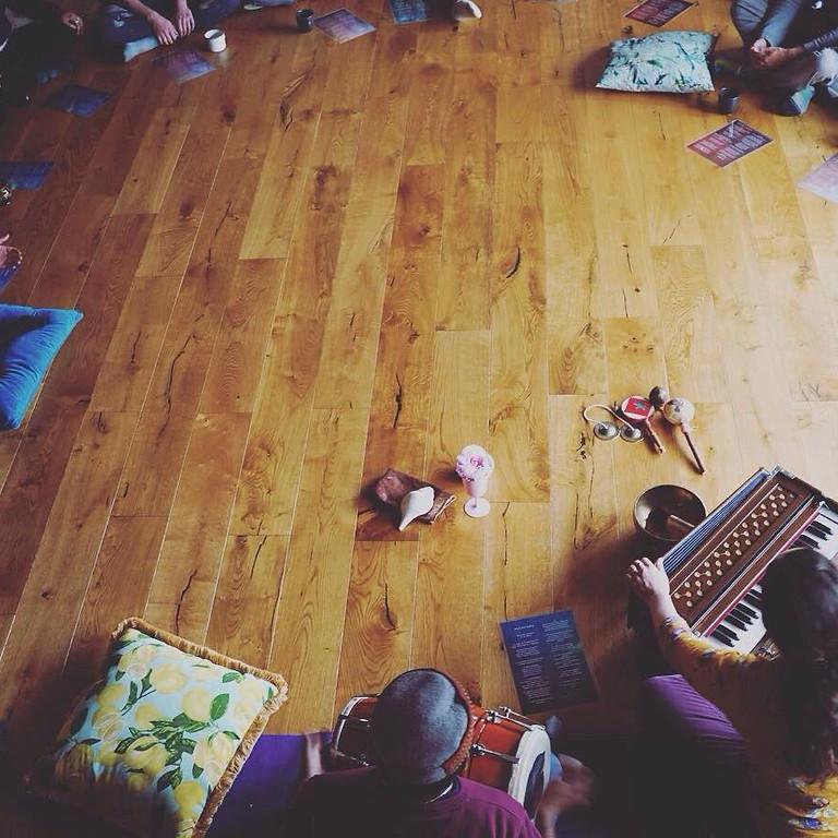R etraite Yoga du son & mantras Niveau 1