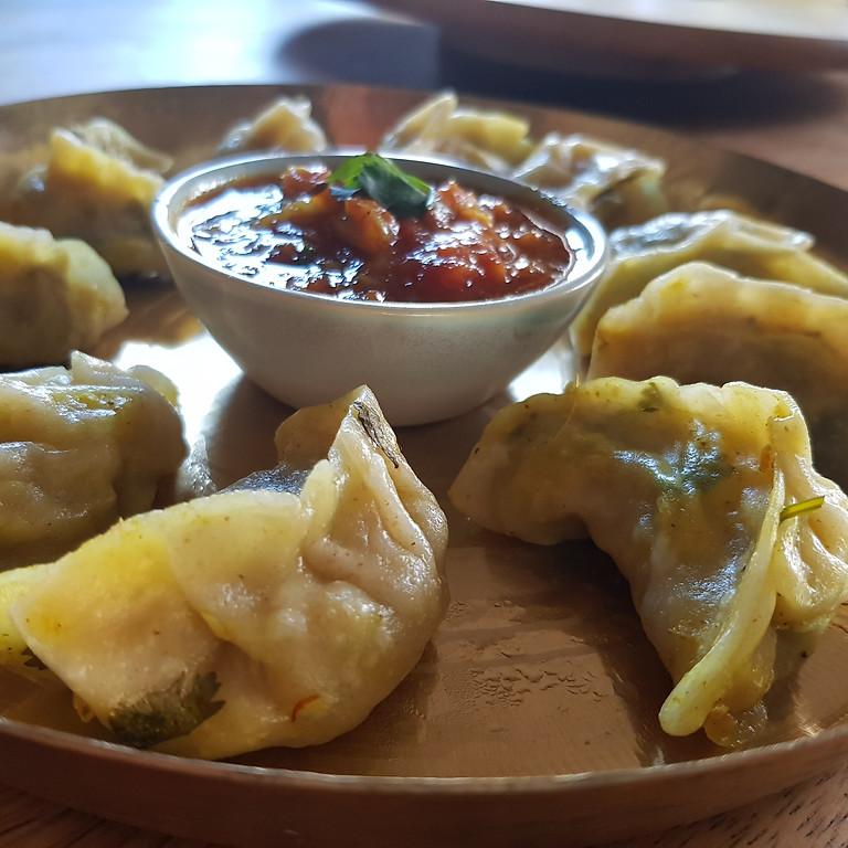 Cours de cuisine Indienne avec Sunil