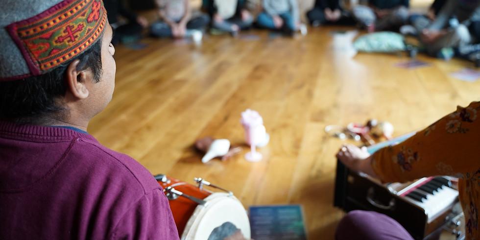 Retraite Yoga du son & mantras Niveau 2