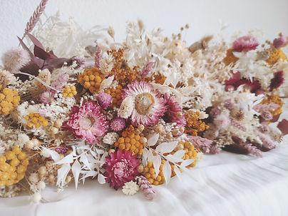 atelier lunaria fleurs séchées