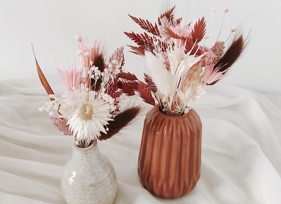 soliflore bouquet fleurs séchée