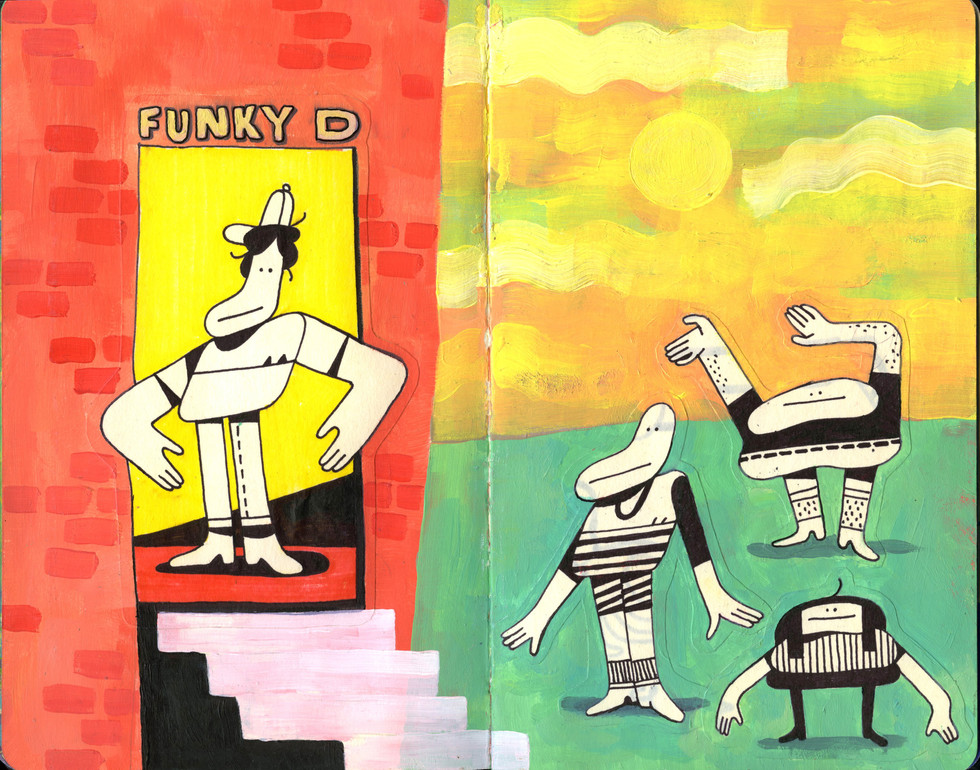 Funky D and Friends