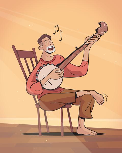 Dad Banjo