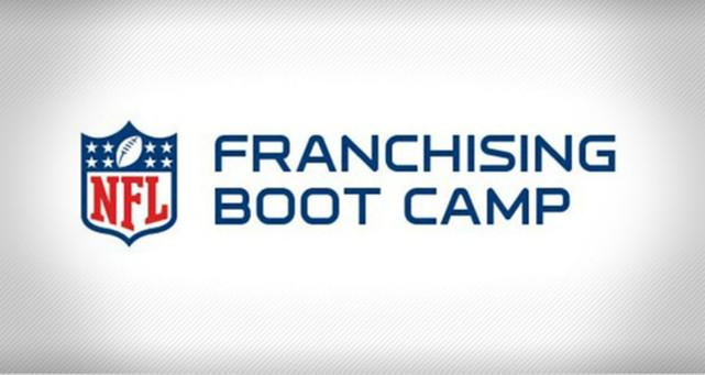 NFL Franchising Boot Camp