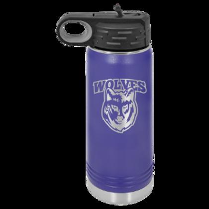 32 oz. Polar Camel Water Bottle