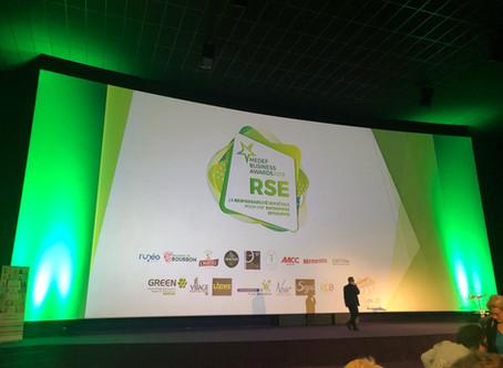 Le Label « EFFICIENCE » du Cluster GREEN mis à l'honneur lors de l'AG du MEDEF